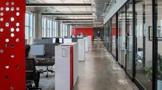 UC 1819 Innovation Hub - LOTH, Inc. The Office, Work Stations, Innovation, Divider, Places, Room, Home Decor, Bedroom, Decoration Home