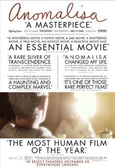 Anomalisa (2015) - IMDb
