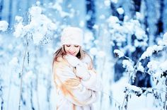 2 by Anna Osipova.  This photo makes it almost worth braving the cold and snow.