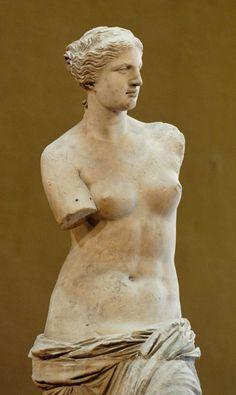 """Venus de Milo"" (130~100BC) Alexandros of Antioch"