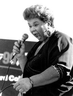 Etta James, Stunning Singer - 1 of 4 Calling Birds