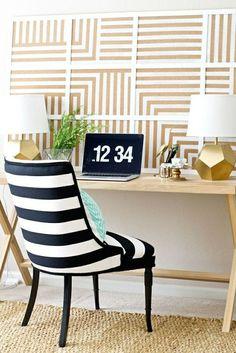 Ikea cork placemat bulletin board idea