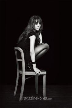 Secret Song Ji Eun - Esquire Magazine November Issue '14