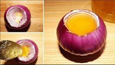 A nagyi idejében ez volt a tuti természetes recept megfázás ellen I Foods, Good To Know, Onion, Flora, Food And Drink, Fruit, Vegetables, Healthy, Plants