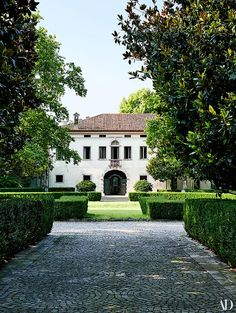 VILLA RENZO - Mark D. Sikes: Chic People, Glamorous Places, Stylish Things