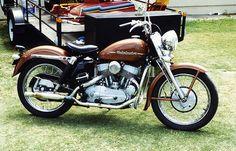 1957(?) Harley Davidson K Model