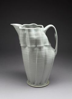 Alleghany Meadows pitcher. He has had a strong influence on my work, although my fluting developed independently...