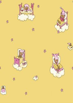 non wooven wallpaper for kids