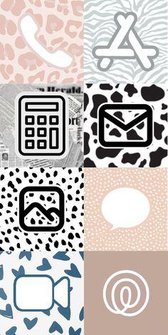 aesthetic app icons ✨ #apple#apps#ios14#homescreen#wallpaper#background#aesthetic#vsco#facetime#call#text#texticon#phoneicon#calculatoricon#mailicon#life360#photos #freetoedit