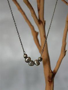 little rocks necklace