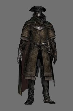 One of the Dark Souls 3 sets. I think it's the assassin set. Dark Souls 3, Arte Dark Souls, Dark Souls Armor Sets, Dark Fantasy, Fantasy Armor, Medieval Fantasy, Fantasy Character Design, Character Inspiration, Character Art