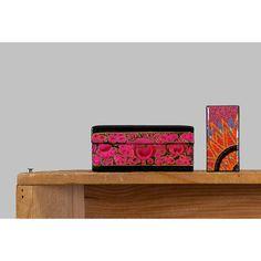 SALE / Vintage Ethnic Miniature Box Set / by recyclinghistory #vintage #etsy #homedecor #decor #boxes #box #copperenamel #ethnic