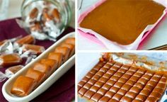 Sweet Desserts, Delicious Desserts, Fruit Roll Ups, Candy Bouquet, Toffee, Food And Drink, Cooking Recipes, Sweets, Homemade