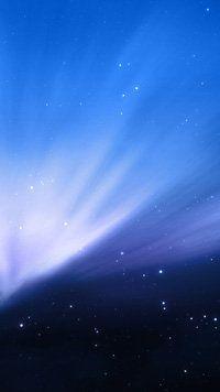 Blue aurora 1312262