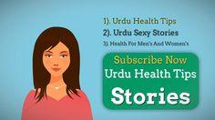 Urdu Health Tips And Stories