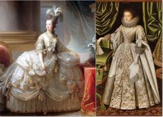 The Baroque period revolutionized in terms of fashion in the reign of Louis XIV. Description from tanyakapur233.wordpress.com. I searched for this on bing.com/images