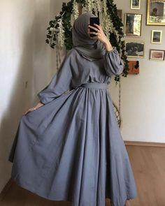 Hijab Fashion Summer, Modest Fashion Hijab, Modern Hijab Fashion, Modesty Fashion, Hijab Fashion Inspiration, Muslim Fashion, Mode Inspiration, Modest Outfits, Mode Abaya