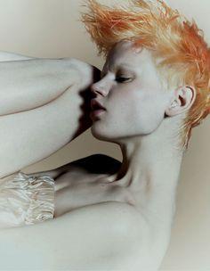Saskia de Brauw | Photography by Mert Marcus | For Love Magazine | Spring 2013