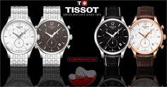 Producatorul de ceasuri TISSOT este membru al Swatch Group din 1985 iar culorile sale sunt prezente astazi in peste 140 de tari. Tissot ofera o gama extinsa de ceasuri de inalta calitate la preturi atractive.
