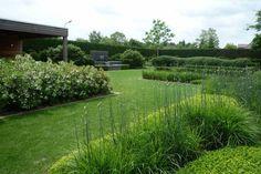 Tuinontwerp: een resort in de achtertuin - Groen van bij ons - Bloemen en planten