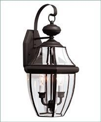 Classic Side Mount Lantern | Lanterns from Walpole Woodworkers