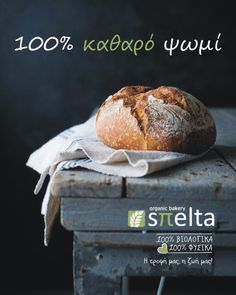 Spelta - 100% Organic Natural Bread