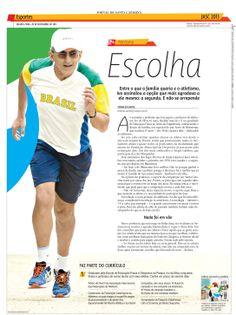 53º Jasc Superposter Edição: Vinicius Dias, Reportagem: Tatiana Santos, Design: Arivaldo Hermes, Foto: Patrick Rodrigues