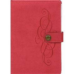 Faux Leather Journal With Magnet