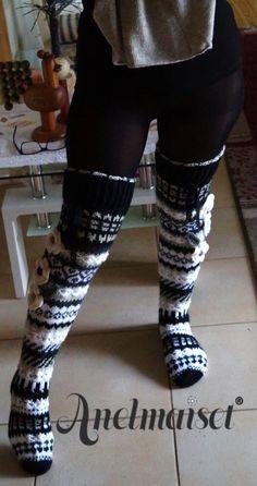 Crochet Boot Socks, Cable Knit Socks, Wool Socks, Crochet Slippers, Knitting Socks, Knit Crochet, Thigh High Knit Socks, Thick Socks, Cute Socks