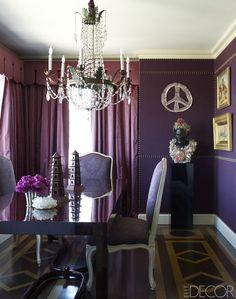 Dining Room - ELLEDecor.com