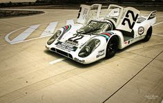 Porsche 917 - Jozef Huna