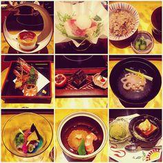 Delicious dinner  #japanese #course #dinner #japanesefood  #japanesecuisine #washoku #nihon #wa #restaurant  #kaiseki #dish #Fukuoka #autumn #delicious #food #会席 #和食 #食事 #秋 #よひら #福岡 #愛宕 by askangmt
