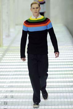 Prada | Spring 2011 Menswear