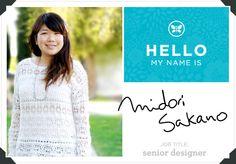 Meet Designer Midori Sakano of The Honest Company
