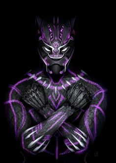 Who gon' pray for me?Take my pain for me?Save my soul for me?'Cause I'm alone, you see The Weeknd, Kendrick Lamar - Pray for Me Hello, thank you for sto. Protector of Wakanda Marvel Noir, Films Marvel, Marvel Art, Marvel Dc Comics, Marvel Characters, Marvel Heroes, Marvel Cinematic, Marvel Avengers, Black Panther Marvel