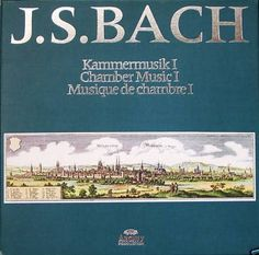 Images for J. S. Bach* - Kammermusik I / Chamber Music I / Musique De Chambre I