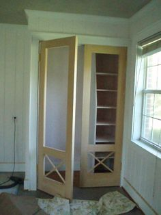 country interior french doors - Google Search