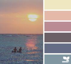 Color Set color palette via Scheme Color, Colour Pallette, Colour Schemes, Color Combos, Color Patterns, Colors Of The World, Design Seeds, Color Studies, Color Swatches