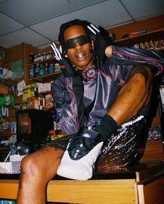 Trippie Redd, Travis Scott, Asap Rocky Photoshoot, Photoshoot Ideas, Asap Rocky Wallpaper, Asap Rocky Fashion, Lord Pretty Flacko, Celebrity Sneakers, Feeling Pictures