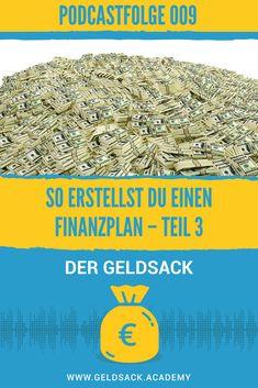 Wie du einen Finanzplan erstellst Teil 3. So erreichst du finanzielle Freiheit. Die Finanzen im Griff Budget Planer, Blog, Tips For Saving Money, Earn More Money, Become Rich, Save Energy, Liberty
