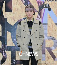140124 EXO-K for Kolon Sport 2014 S/S Collection event - SEHUN