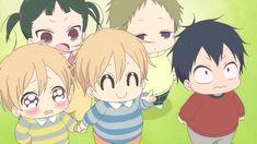 Gakuen baby sitters