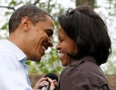 President Obama and Michelle Obama