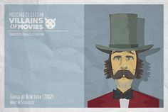 Villains of Movies | Gangs Of New-York
