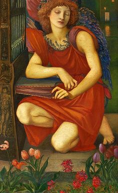 The Love Song, Edward Burne-Jones