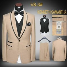 ff9eb48472d4 10 Best Suit Up images | Custom tailored suits, Menswear, Black outfits