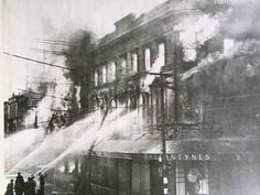 Post with 0 votes and 81 views. Ballantynes department store Fire in central Christchurch, New Zealand, 41 people die × 18 November 1947 Evacuation Plan, Christchurch New Zealand, Fire Doors, November, Front Rooms, Our World, Cathedral, Restoration, People