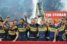 Congratz to leeds rhinos for the championship :D