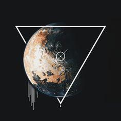 Planets adventure on Behance