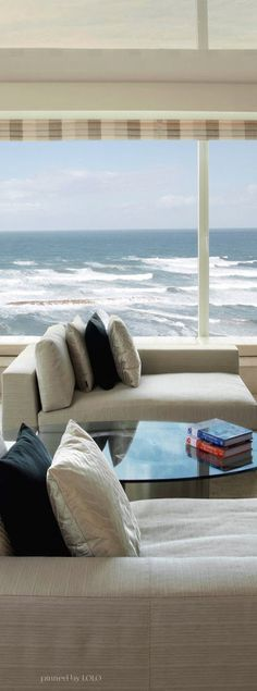 Wide opened porch for beach and coastal style living...how fantastic is that